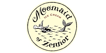 Moomaid of Zennor Ice Cream logo