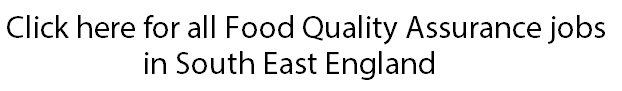 food qa jobs in south east england