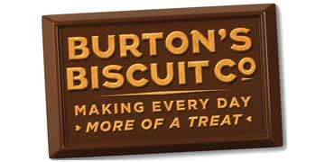 Burton's Biscuit Co. logo