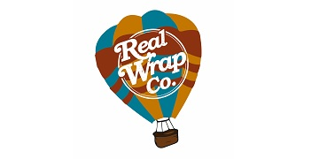 Real Wrap Co. logo