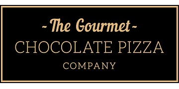 The Gourmet Chocolate Pizza Company logo