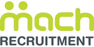 Mach Recruitment logo