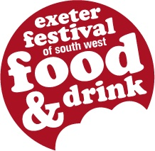 exeter food festival logo