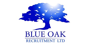 Blue Oak Recruitment logo