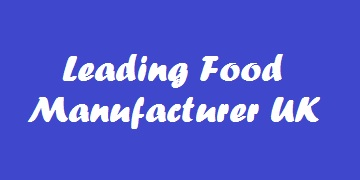 Leading Food Manufacturer UK logo