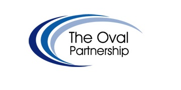 The Oval Partnership logo