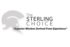 "The Sterling Choice - ""Superior wisdom derived from experience"""